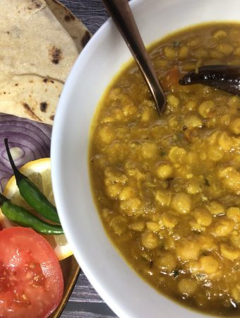 Chana Dal fry-Instant Pot